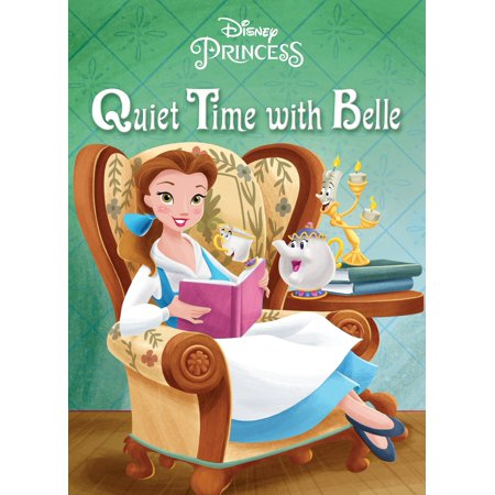 About Princess Belle (Quiet Time with Belle (Disney)