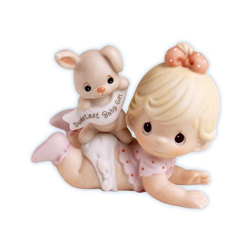 Precious Moments The Sweetest Baby Girl Figurine