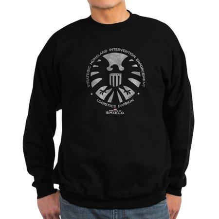 Classic Crewneck Sweatshirt - CafePress - Marvel Agents Of S.H.I.E.L.D. - Classic Crew Neck Sweatshirt