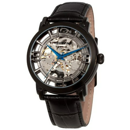 Men's 165B2.335569 Winchester 44 Automatic Skeleton Black Dial (Skeleton Watch Review)