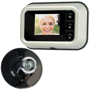 Best Peepholes - U.S. Patrol JB7688 Digital Peephole Review