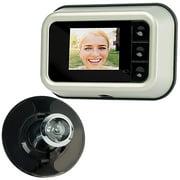 Best Peepholes - U.S. Patrol JB7688 Digital Peephole Review
