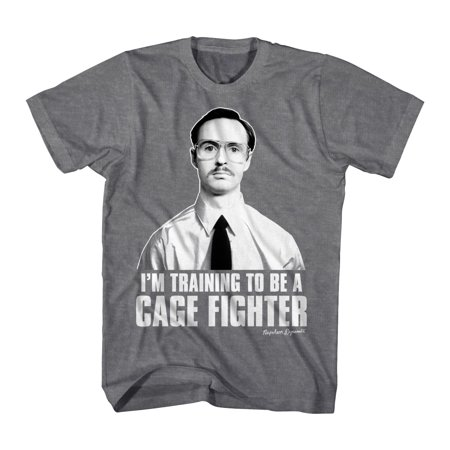 Napoleon Dynamite Comedy Movie Cage Fighter Adult T Shirt Tee