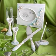 Beach Theme Wedding Accessory Set