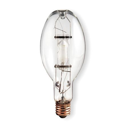 GE LIGHTING Quartz Metal Halide Lamp,ED37,350W