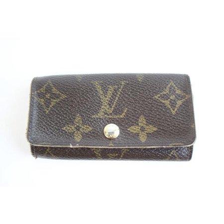 Louis Vuitton Monogram Speedy 30 - Louis Vuitton Monogram 4 Key Holder 2LVTY62317