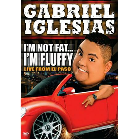 Gabriel Iglesias: I'm Not Fat... I'm Fluffy (DVD) (Halloween 5 Baby I'm Yours)