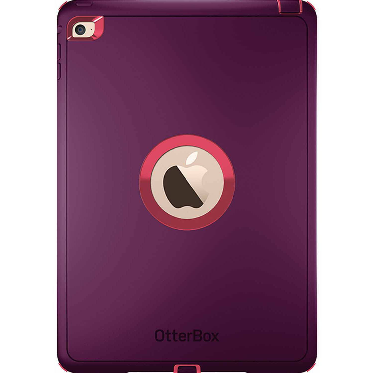 OtterBox Defender Series Case for Apple iPad Air 2, Pink Purple by Otter Products