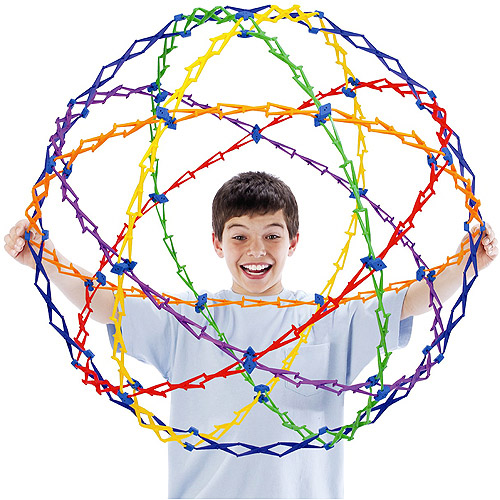 Hoberman Sphere Rings