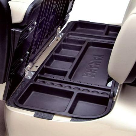 Yamaha Golf Cart Ydr Underseat Storage Tray, Fits 2007-2016 on yamaha j55 golf cart, yamaha ydra golf cart accessories, yamaha ydre golf cart accessories,