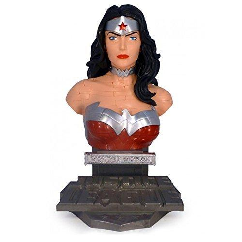 Justice League Wonder Woman Bust 3-D Puzzle by Surreal Entertainment