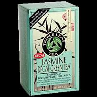 Triple Leaf Tea Jasmine Green Tea - Decaffeinated - 20 Bags