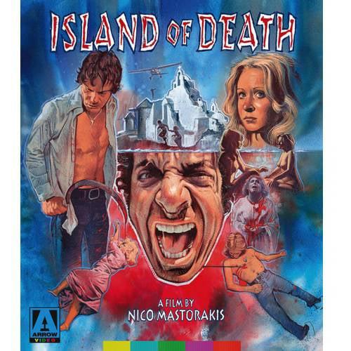Island Of Death (Blu-ray) MVDBR7365