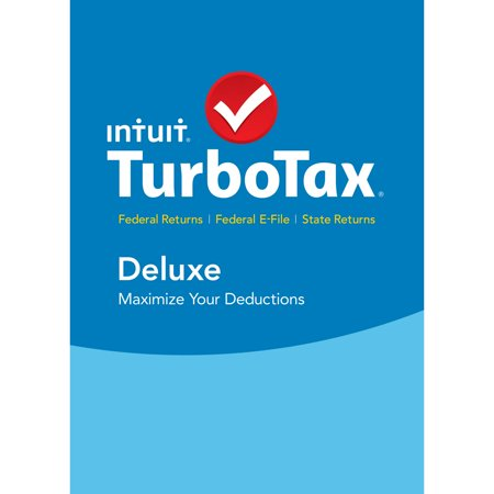 Turbotax Deluxe Federal   State 2015