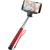 Ematic Extendable Selfie Stick with Built-in Bluetooth Camera Button