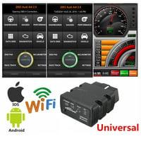 ELM327 h OBD2 OBDII Car Code Reader Diagnostic Scanner For Android PC