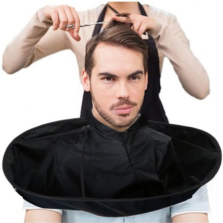 DIY Hair Cutting Cloak Umbrella Cape Salon Barber Salon And Home Stylists Using - Capes And Cloaks