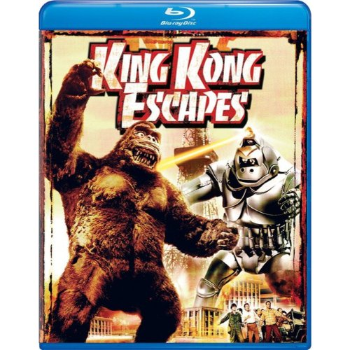 King Kong Escapes (1967) (Blu-ray)