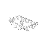 Genuine OE Honda Oil Pan 11200-P8A-A00