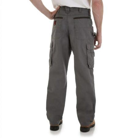 Wrangler Workwear 3W060 Ranger Pant-Slate-36-34 (Ranger Jeans)