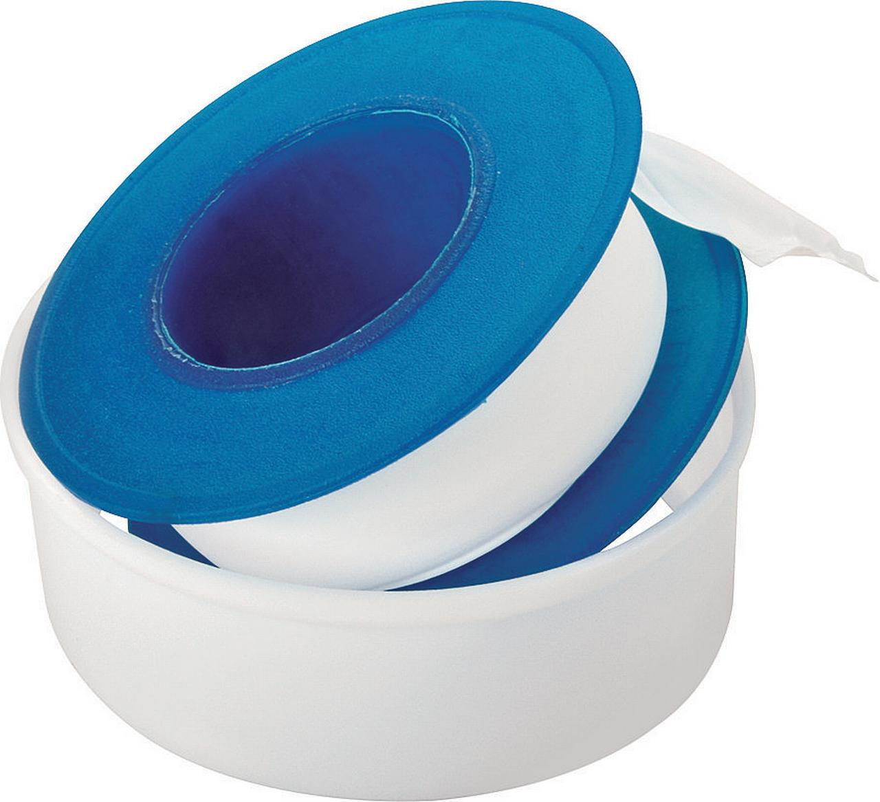 Mintcraft PMB-445 Plumbers Tape, 1/2 in W x 300 ft L