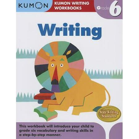 Writing, Grade 6 American Classic Jr Writing