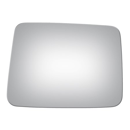 Burco 3204 Right Side Manual Replacement Mirror Glass for 85-95 Suzuki