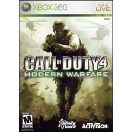Call of Duty: 4: Modern Warfare (XBOX 360)
