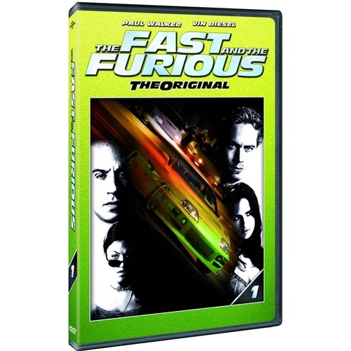 The Fast And The Furious (Anamorphic Widescreen)