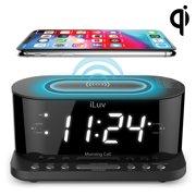 Best Iphone Alarm Clock Docks - iLuv MORCAL5QULBK Morning Call 5 Clock Radio Review
