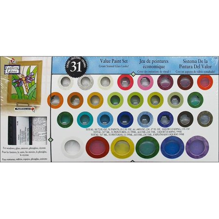 Walmart Glass Painting Supplies