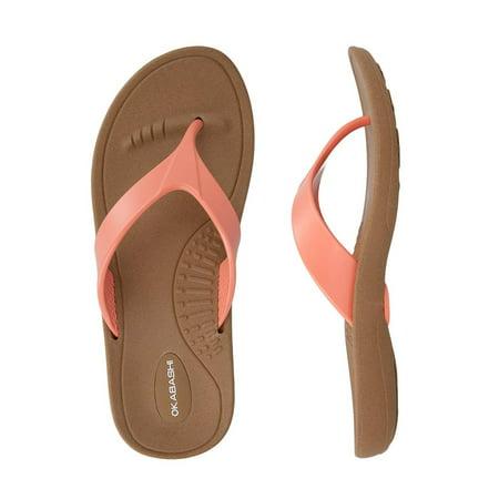 6a5dc47553707 OKABASHI - Okabashi Marina Womens Two-Piece Flip Flop Sandal
