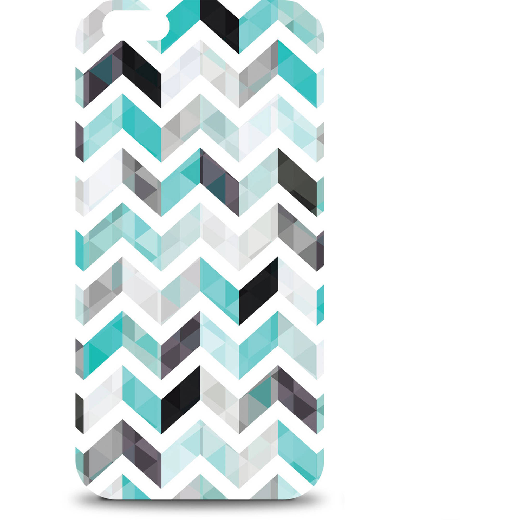 OTM Apple iPhone 6 Ziggy Collection Case, Aqua