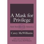 A Mask for Privilege - eBook