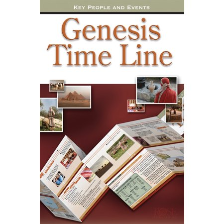 Genesis Time Line Pamphlet (Single)