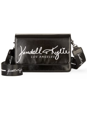 c3fd5e8f37f0 Product Image Kendall + Kylie for Walmart Black Crossbody