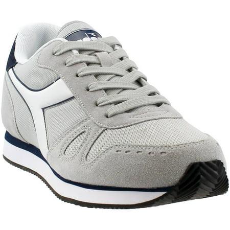 Diadora Mens Simple Run Running Casual Sneakers Shoes