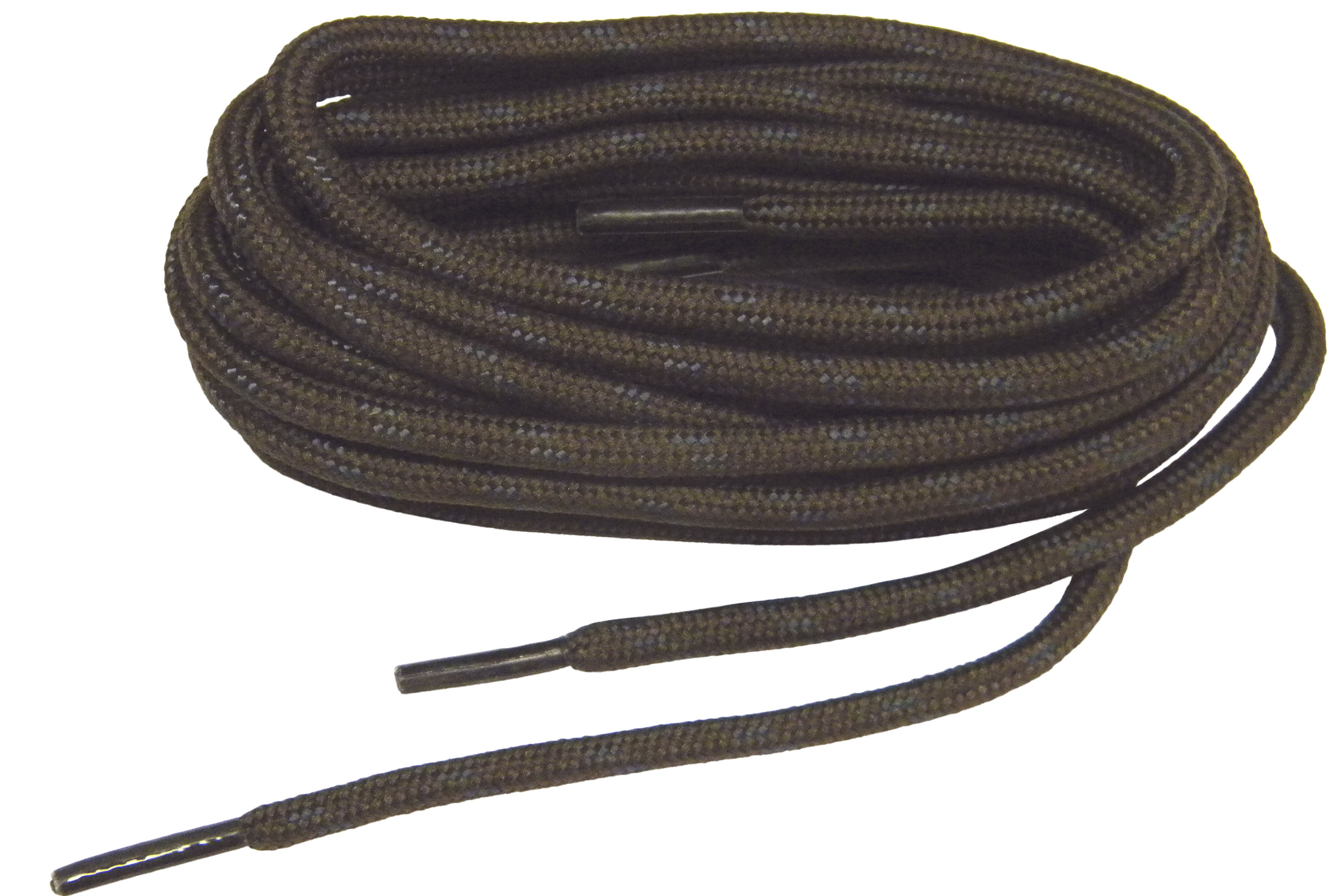 """2 PAIR 72/"""" x 1//8/"""" ~ Solid BLACK ~ Logger Leather Welders Work Boot Laces"""