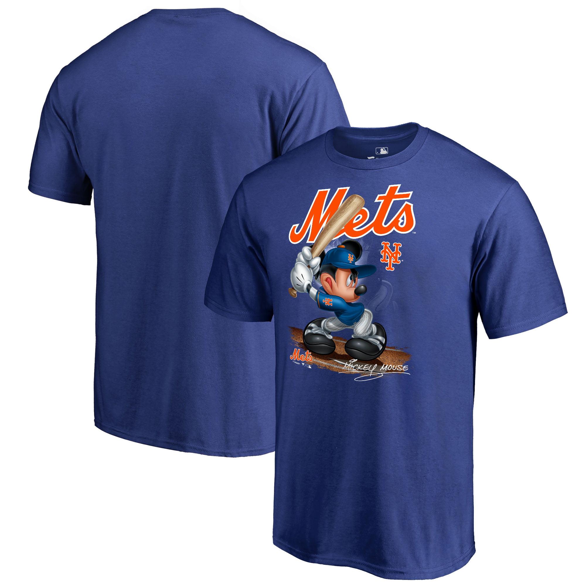 New York Mets Fanatics Branded Disney All Star T-Shirt - Royal