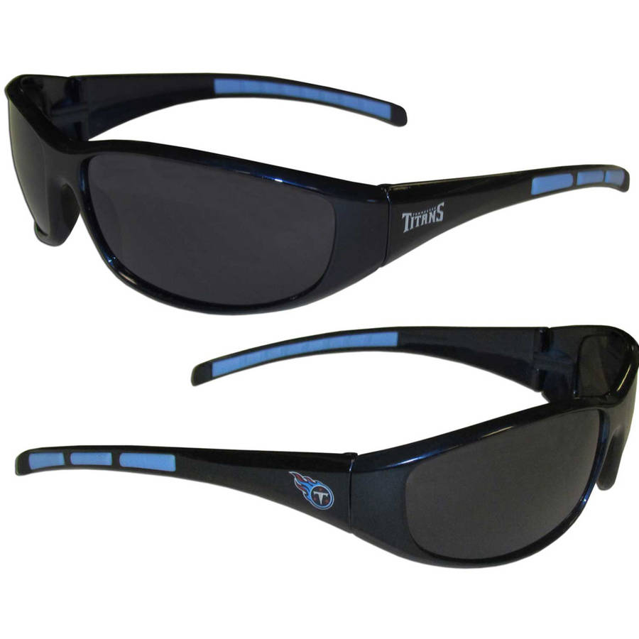NFL Tennessee Titans Wrap Sunglasses