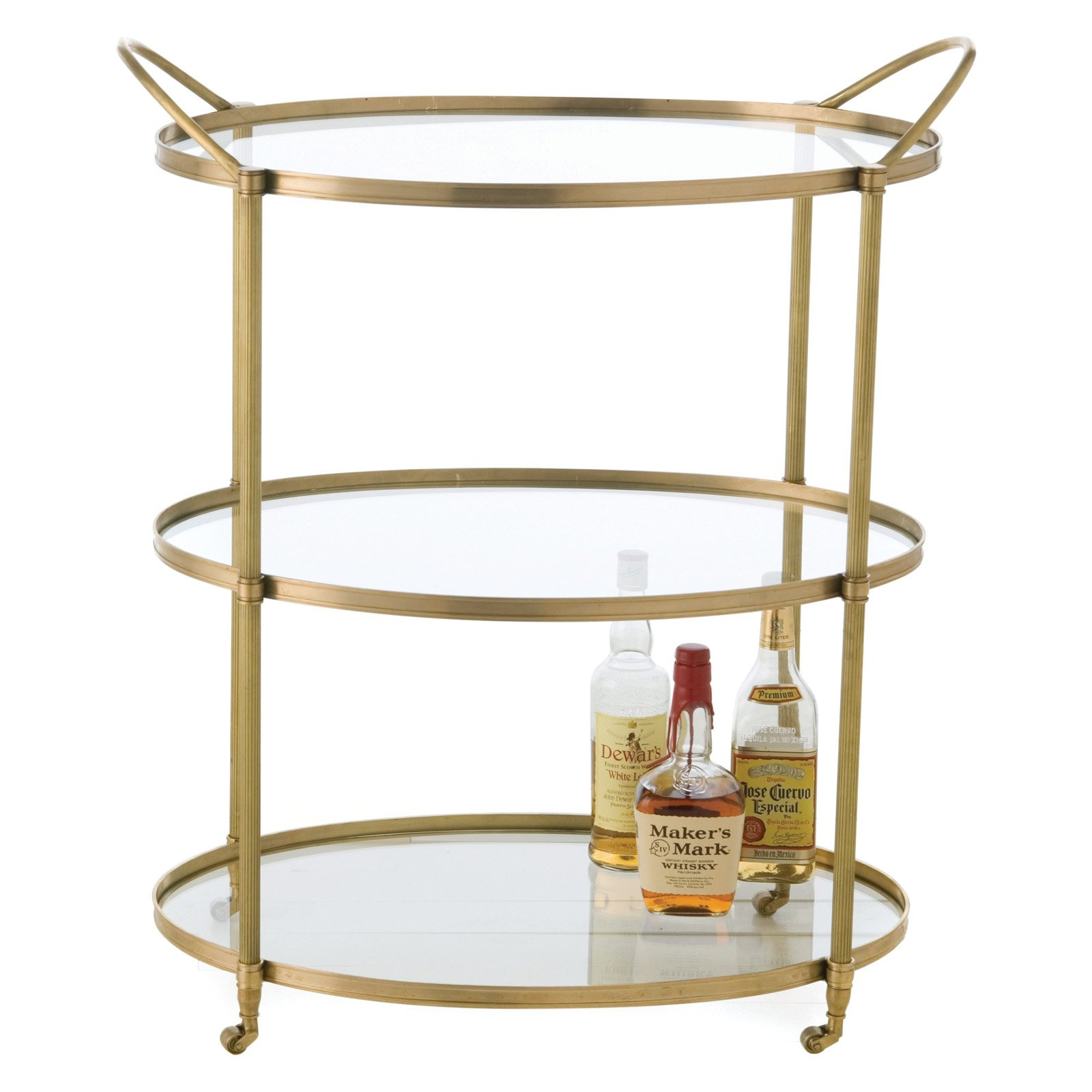 Arteriors Home Connaught Bar Cart by