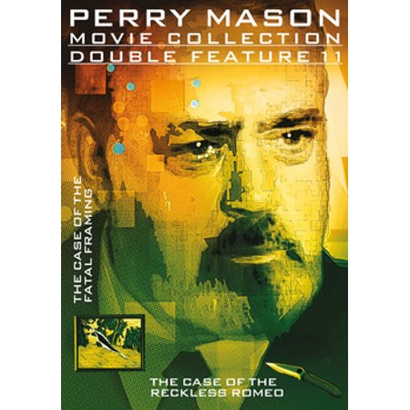 Perry Mason Double Feature: The Case of the Fatal Framing / Reckless Romeo (Perry Mason The Case Of The Fatal Framing)