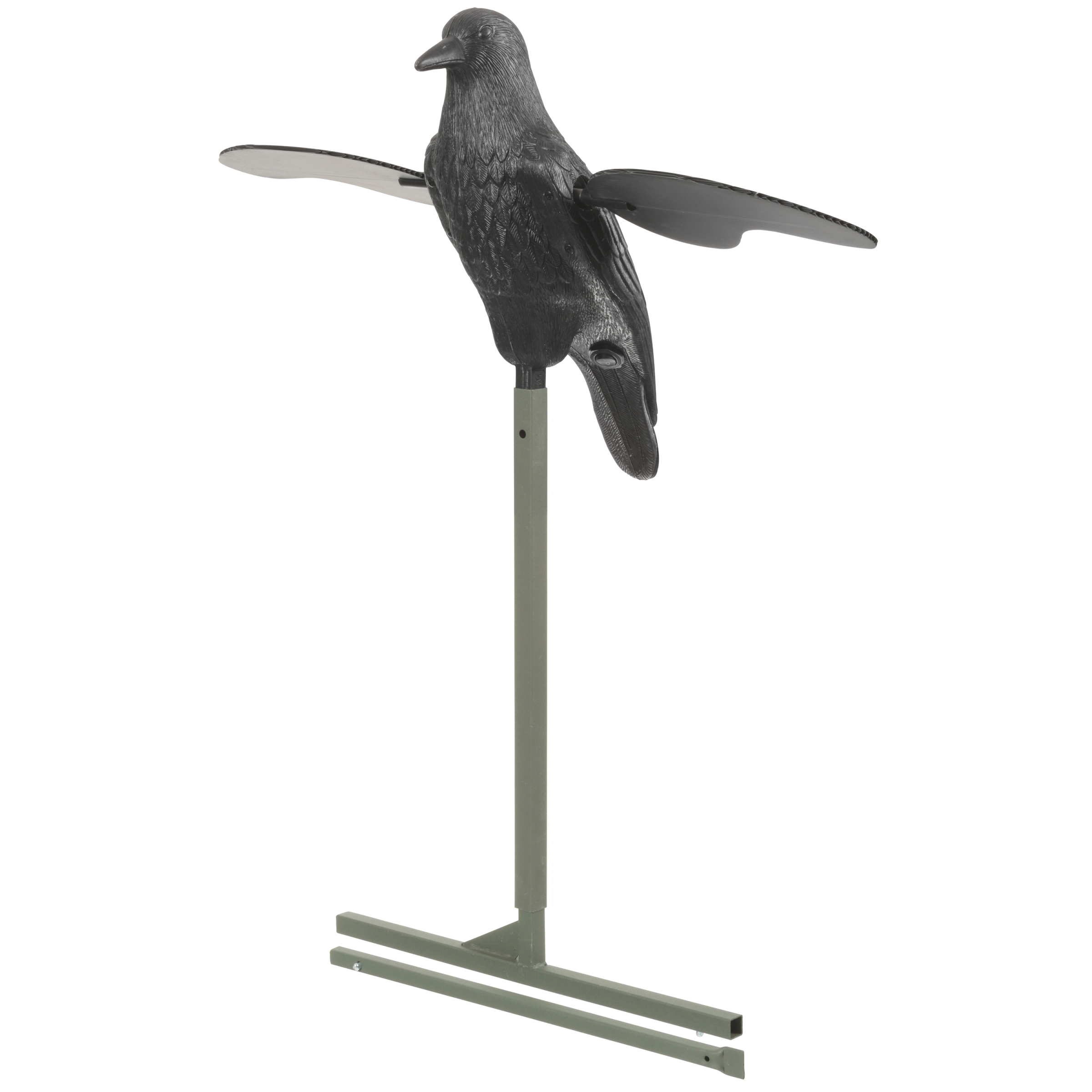 Mojo Outdoors Mojo Crow Decoy by Huntwise Inc., dba MOJO Outdoors