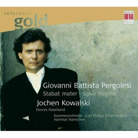 Stabat Mater & Salve Regina (CD) (Digi-Pak)