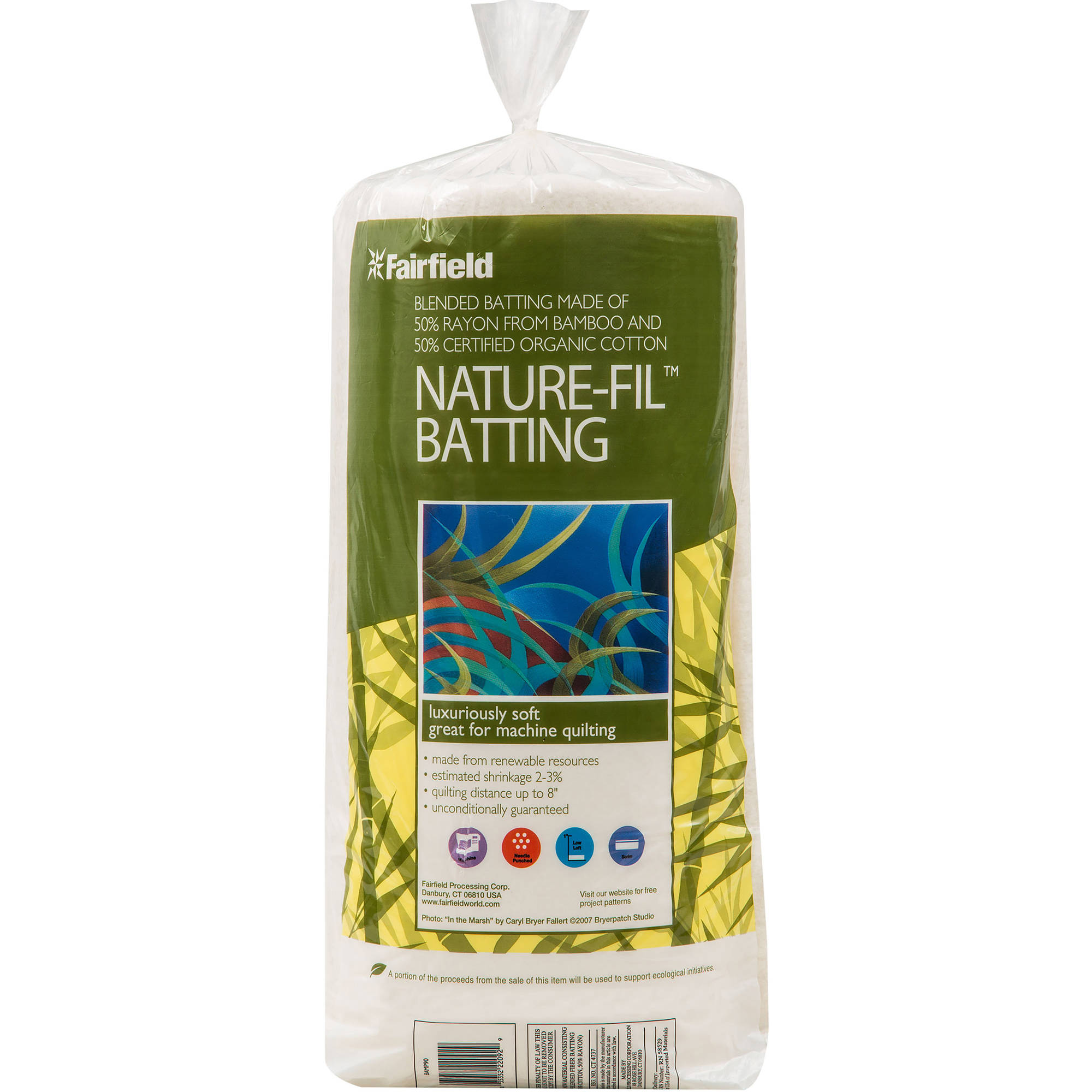 Nature-Fil Bamboo Blend Batting