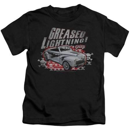 Greaser Boys (Grease Movie Greased Lightening Little Boys T-Shirt)
