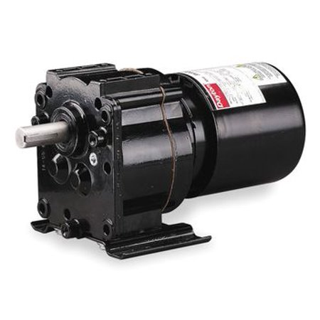 Motor 1/4 Hp 60hz Belt (Dayton Model 3M328 Gear Motor TEFC, 14 RPM 1/20 hp 115V 60HZ.)