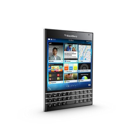BlackBerry Passport Pre-Owned Factory Unlocked Cellphone, 32GB, Black ()