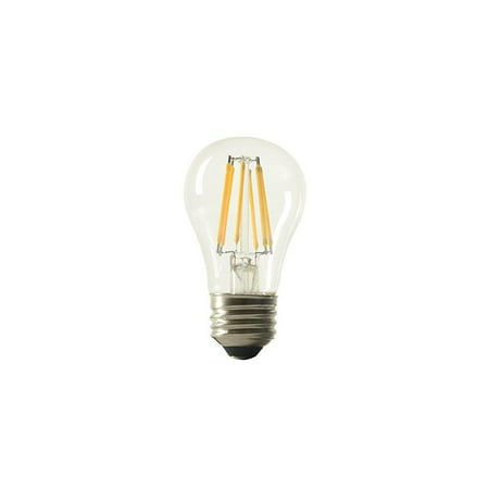 Kichler 60w Equivalent 5w Dimmable A15 Vintage Led Decorative Light Bulb Antique Style