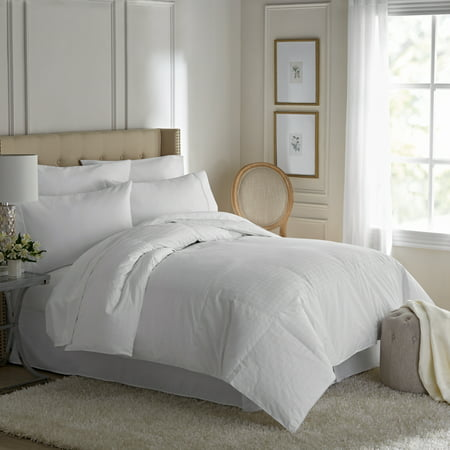 Hotel Style Extra Warmth Oversized Natural Down King Comforter, (Natural Lambskin Comforter)